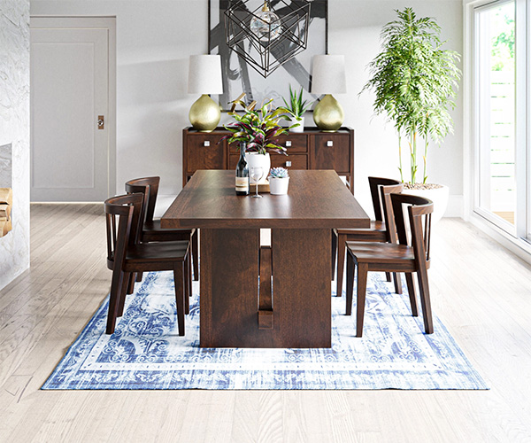 Amish made dining furniture